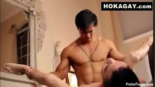 Awsome asian gay porner