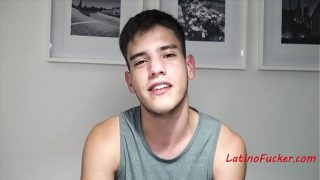 Luring Latin Straight Guys In College To Fuck For Money
