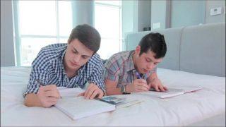 GayRoom Studying becomes fuck time